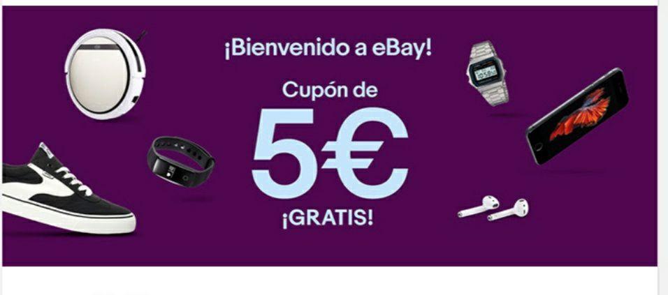 5€ GRATIS SIN PEDIDO MINIMO - Cuentas seleccionadas - Paypal