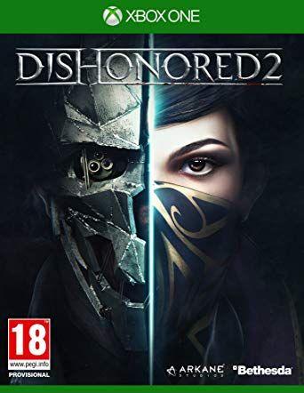 Dishonored 2 Xbox One. Precio siendo Gold