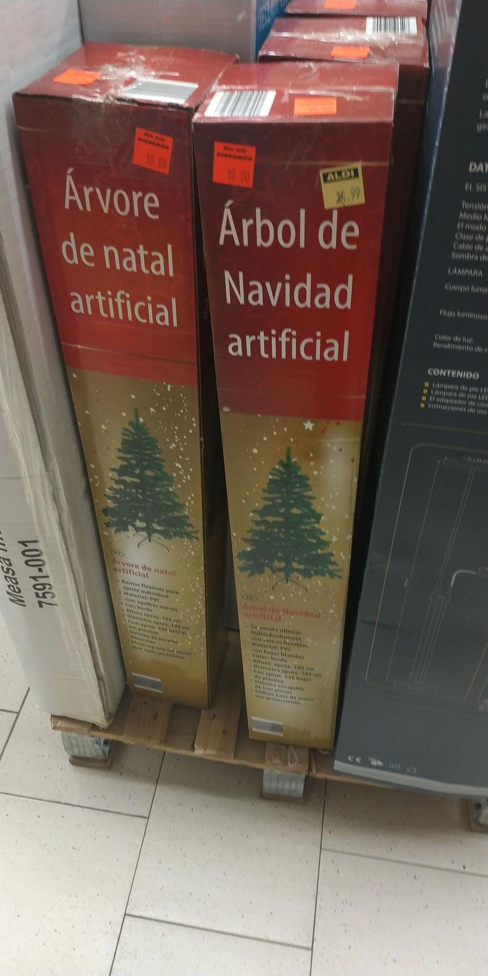Árbol de Navidad a solo 10€!!