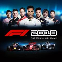 Fórmula 1 2018 PS4