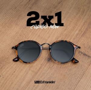 2x1 GAFAS DR. FRANKLIN