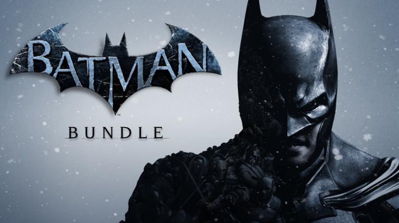 PC (STEAM): Batman Bundle (4 juegos y 4 DLC)