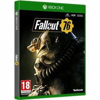 Fallout 76 xbox (Carrefour de Parla)