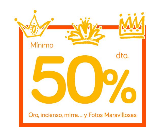 Mínimo -50% FotoPrix