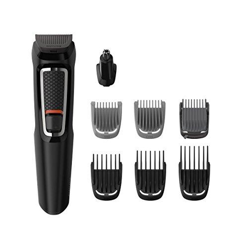 Philips Barbero MG3730/15 - Recortador de Barba y Precisión 8 en 1