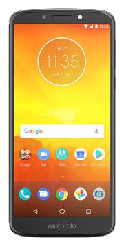 Motorola e5 prepago orange