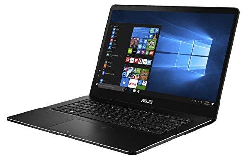 """ASUS Zen Book Pro UX550VD-BN032T - Ordenador Portátil de 15.6"""" Full HD (Intel Core i7-7700HQ, 8 GB RAM, 256 GB SSD, NVIDIA GeForce GTX1050 de 4 GB, Windows 10 Home) Negro - Teclado QWERTY Español"""
