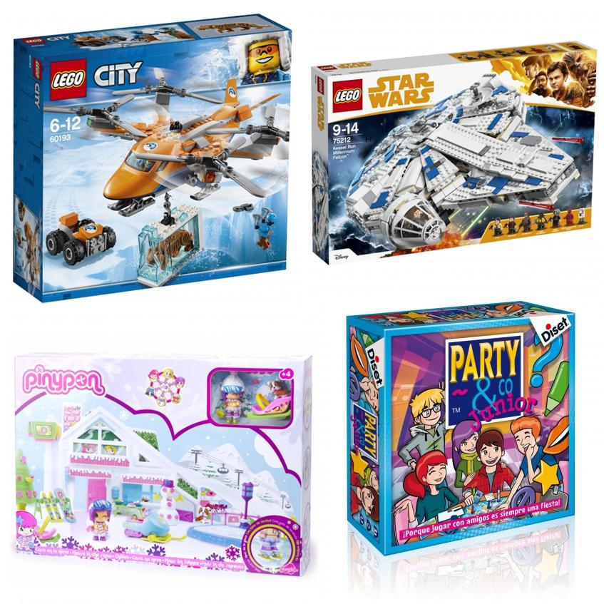 40% reembolso en juguetes y bicicletas en Carrefour