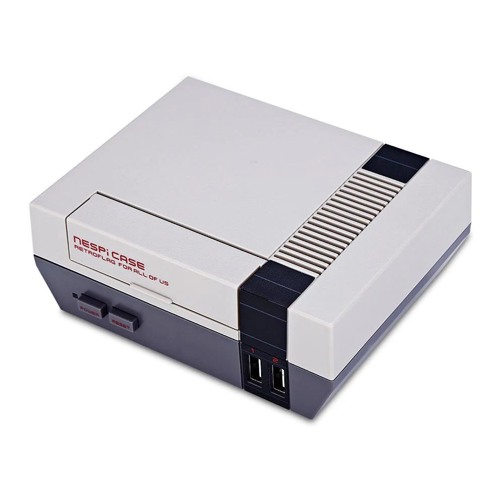 Caja Raspberry Modelo NES solo 11.7€