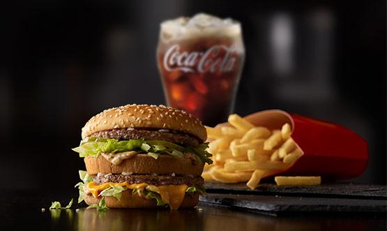 Mc Menú grande + bandeja Coca cola GRATIS (último regalo plan Mcnifico)