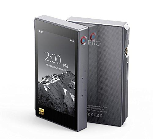 Fiio X5 III - Reproductor de Audio Digital de Alta Fidelidad (DAP)