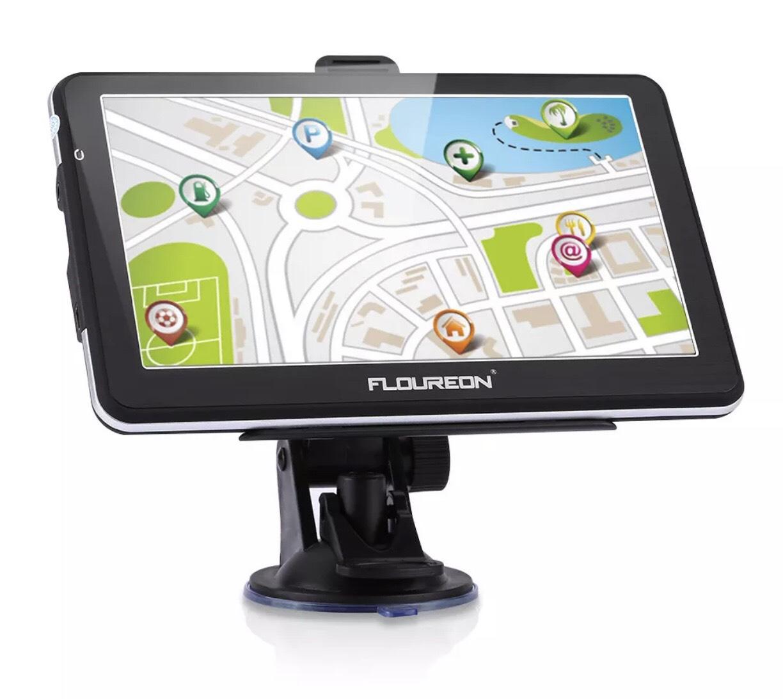 ¡Navegador GPS Floureon 7'' por 27,99€! Envío gratis España