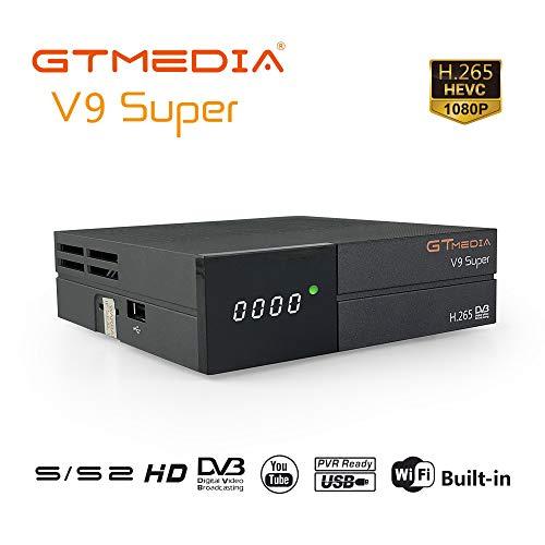 Freesat V9 Super Deco DVB WIFI solo 25€