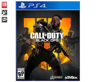 PS4 - Call of duty Black ops 4 a 19€ En Alcampo de Gijon