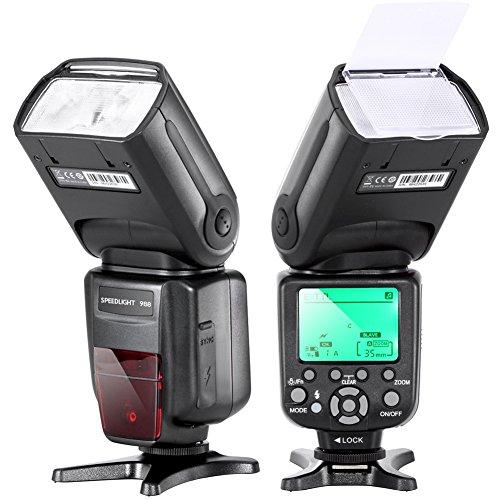 Flash Speedlite 988 para Nikon y Canon