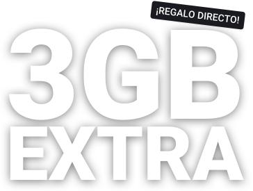 3GB Extra gratis para clientes Yoigo
