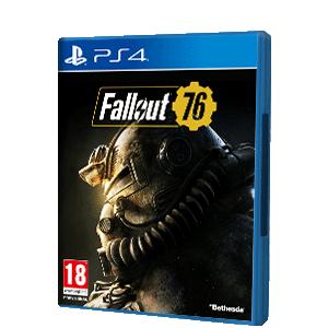 Fallout 76 para PS4 (ALICANTE)