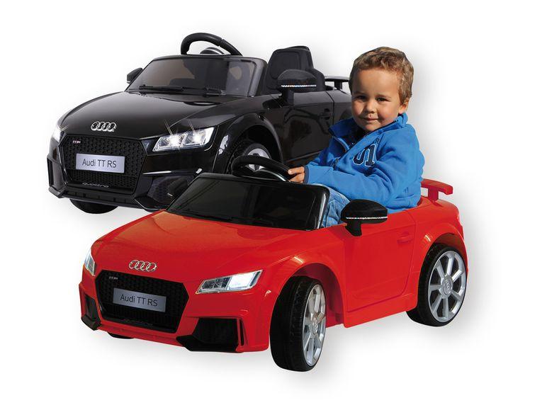 Coche de juguete Ride-On Audi TT RS 12V