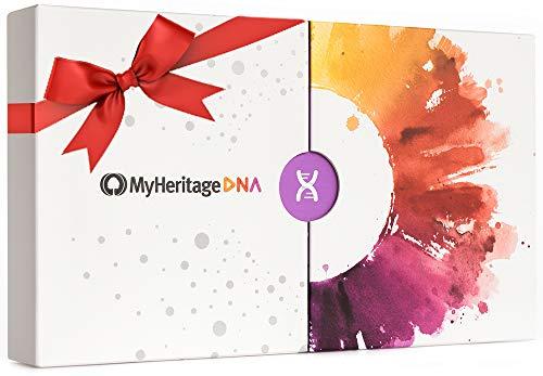 ¡Kit de pruebas de ascendencia de MyHeritage DNA por sólo 49€! Envío Premium