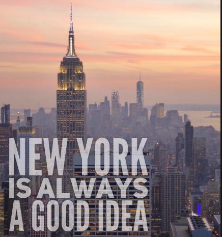 Vuelos directos a Nueva York desde 274€ ida y vuelta