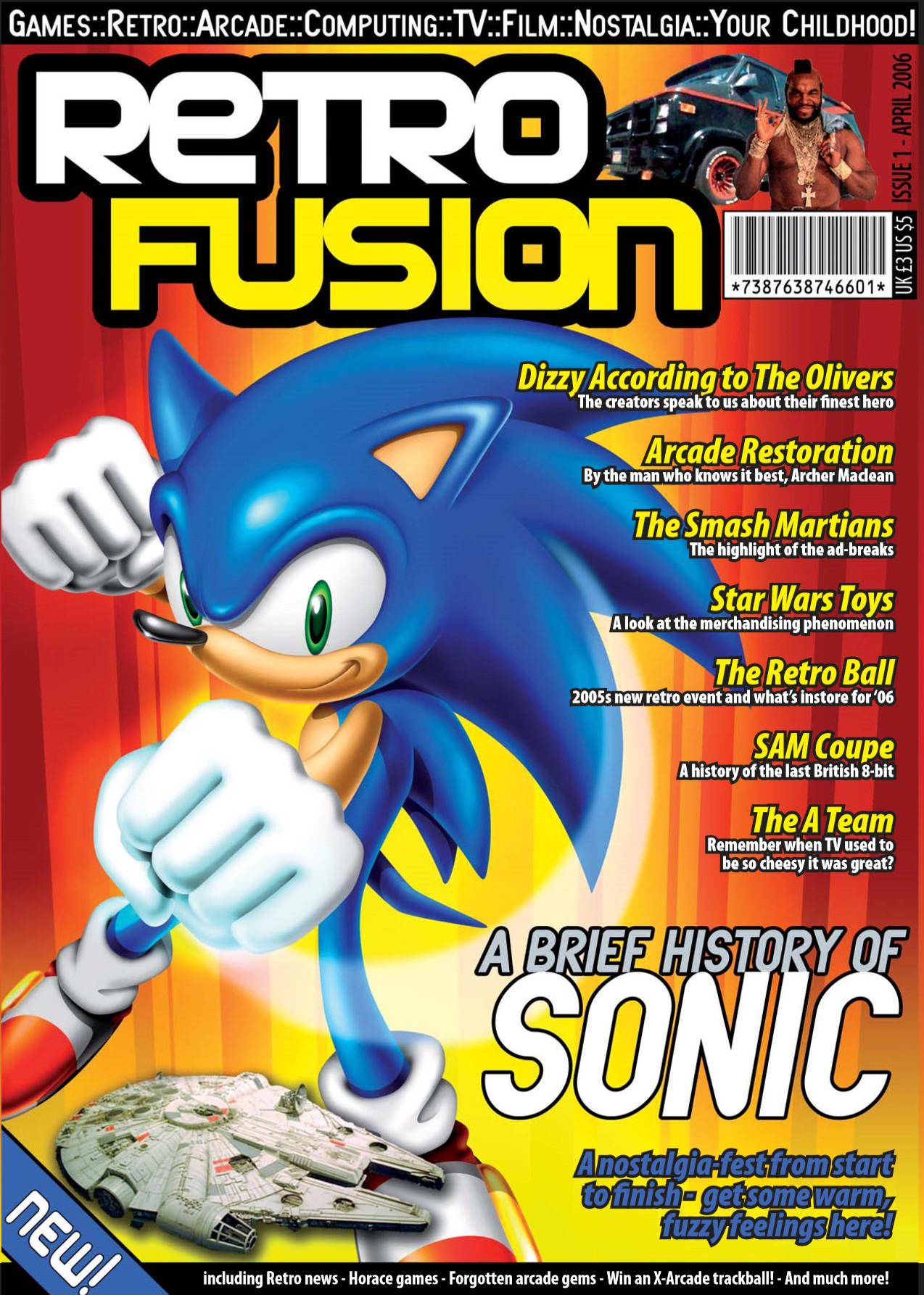 VIDEOJUEGOS: 3 Revistas Retro Fusion y un libro sobre el Sinclair ZX Spectrum en pdf/inglés (GRATIS)