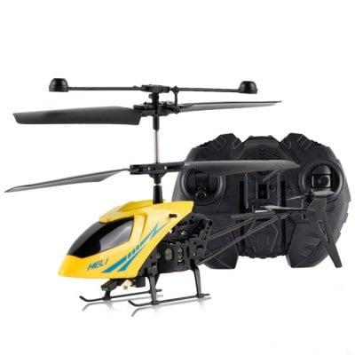 Mini helicóptero radio control - Mini RC 901