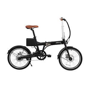 Bicicleta eléctrica +plegable 50km 299€ (desde España)