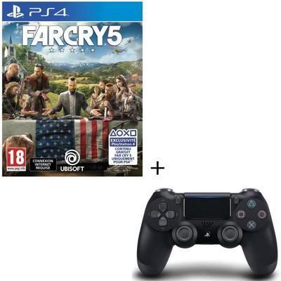 Mando PS4 v2 + Far Cry 5