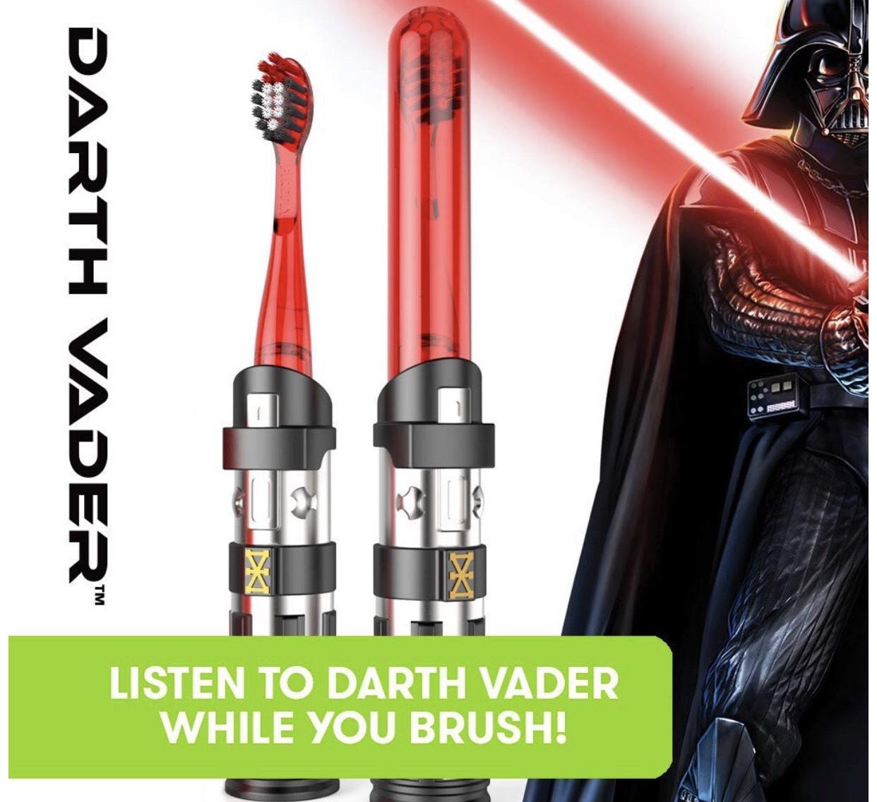 ¡Cepillo Star Wars Eléctrico con Láser por 5,99€! Alcampo España