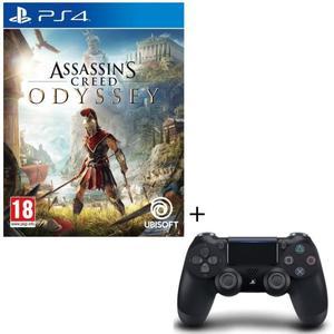 Pack Mando PS4 Dualshock 4 + Assasin's Creed Odyssey por 59,99€