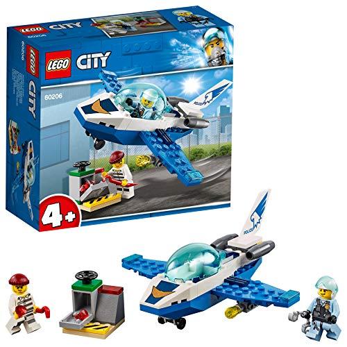 LEGO City Police - Policía Aérea: Jet patrulla