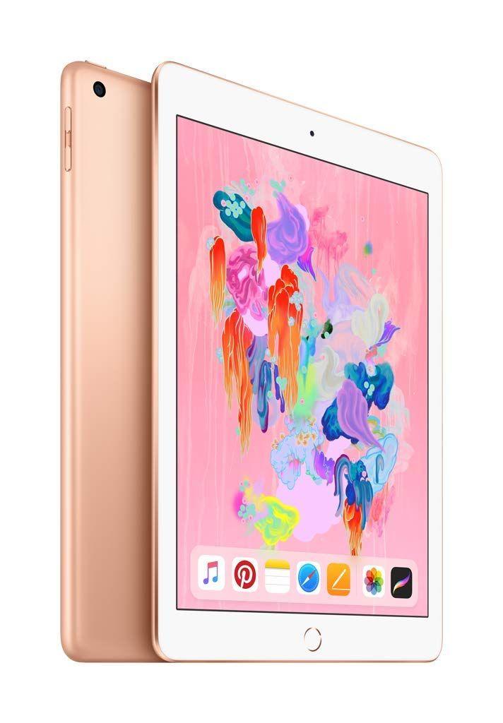 iPad 2018 32gb Oro por 276€