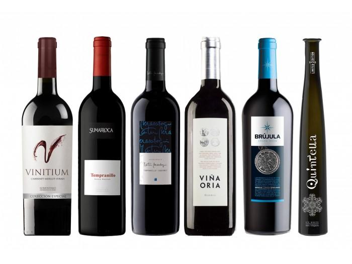 Pack de 6 vinos Especial 2019 solo 24.9€