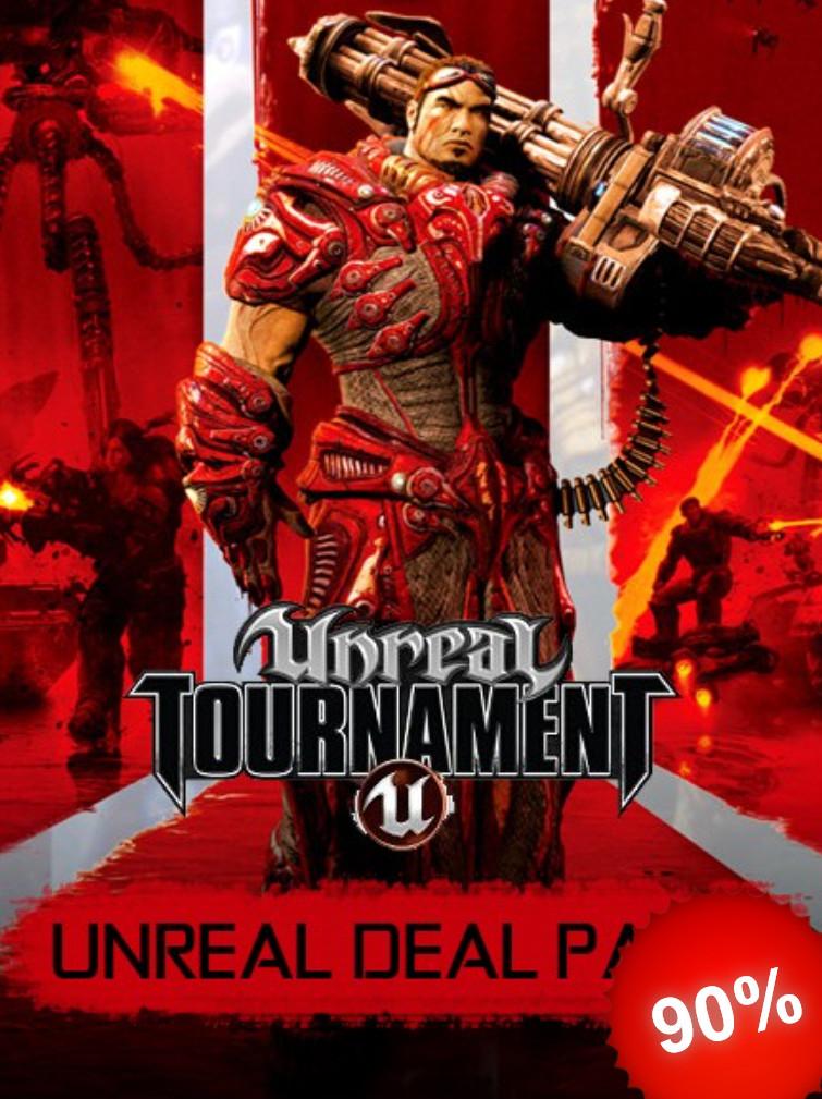 PC (Steam): Chollazos para la saga Unreal Tournament