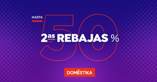 Rebajas en Domestika: más de 100 cursos con descuentos de hasta el 50%