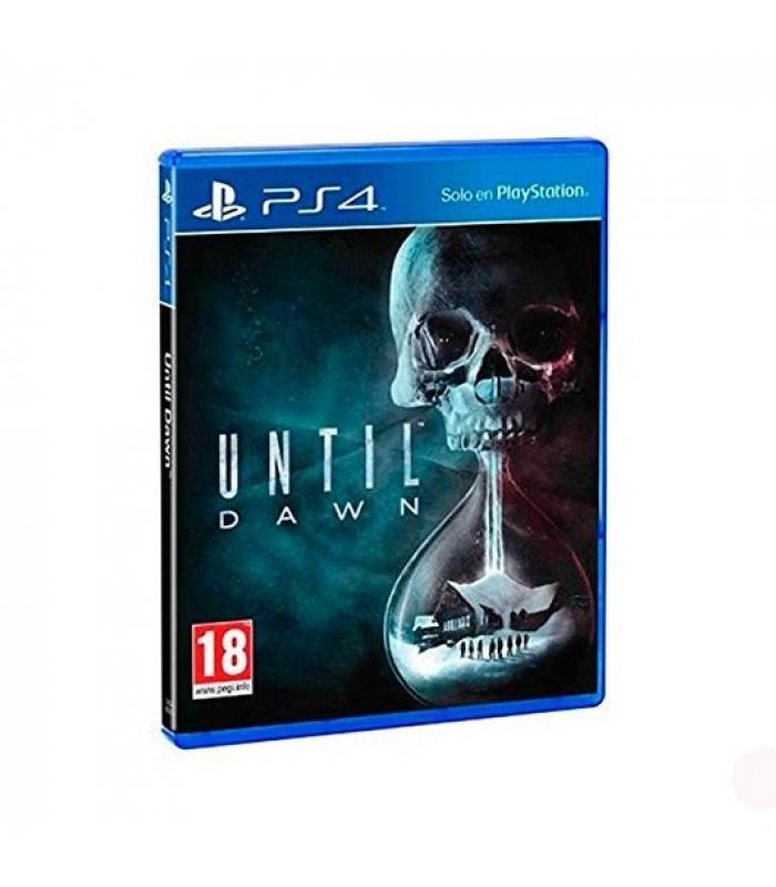 Until Dawn PS4 precio mínimo