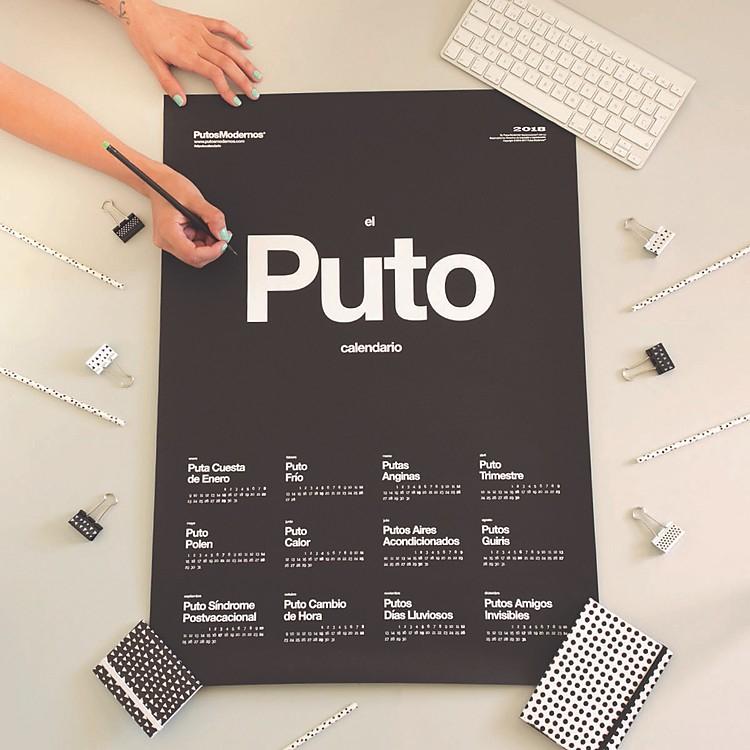 El P*T* Calendario