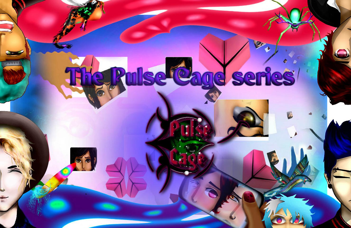 Pulse Cage - Episodios 1, 2 y 3