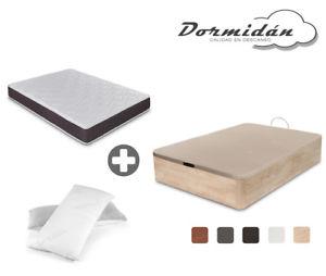 Pack canapé + colchón +almohada