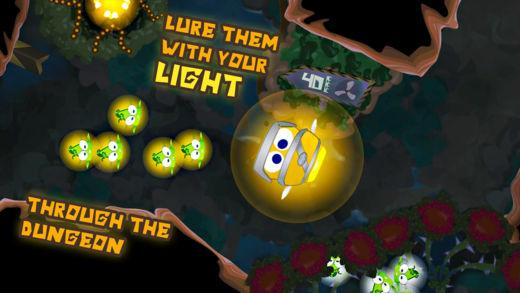 iOS: Lil Big Invasion: Dungeon Buzz (gratis)
