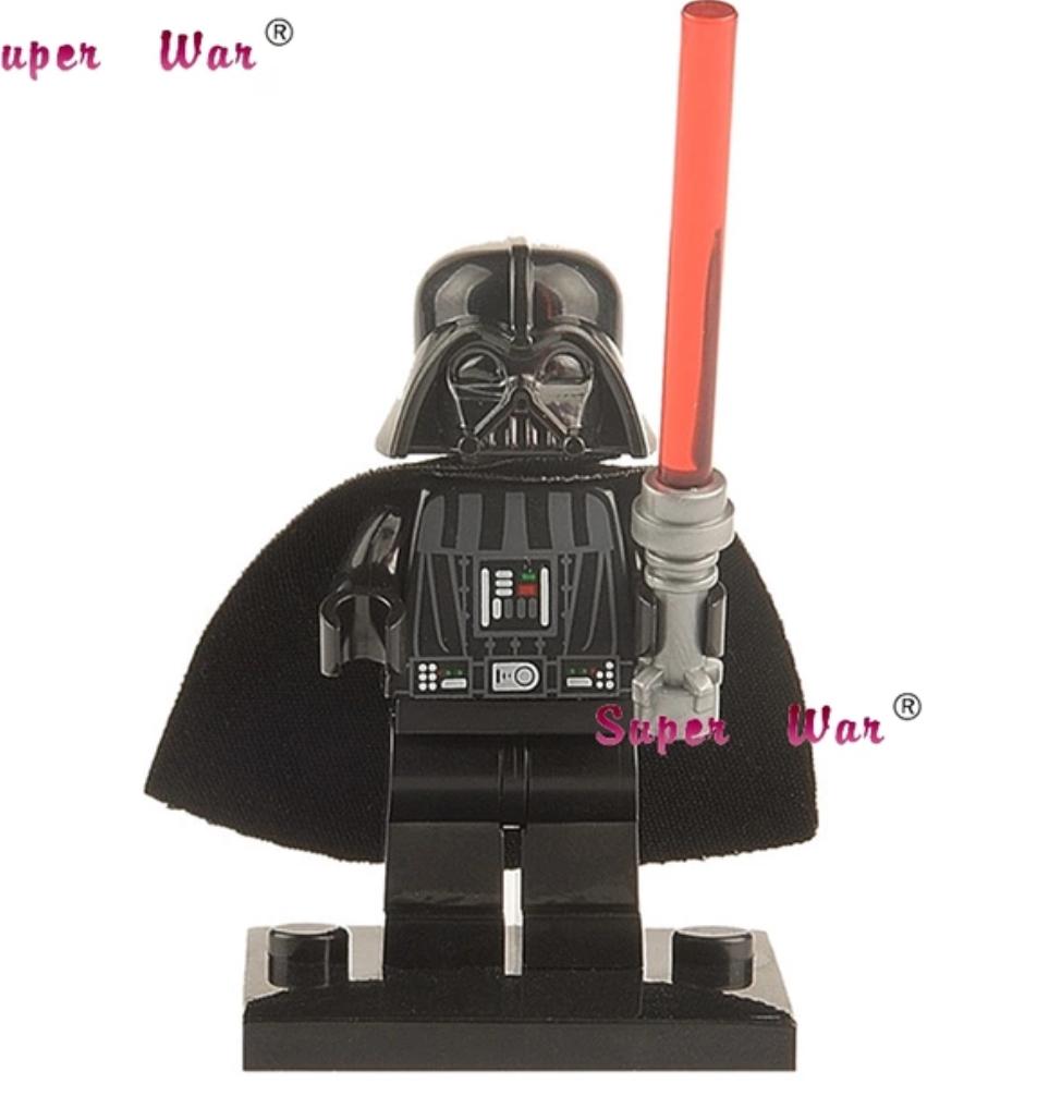 Figuritas estilo Lego Star Wars
