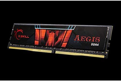 G.Skill Aegis 16GB DDR4 3000 MHz CL16
