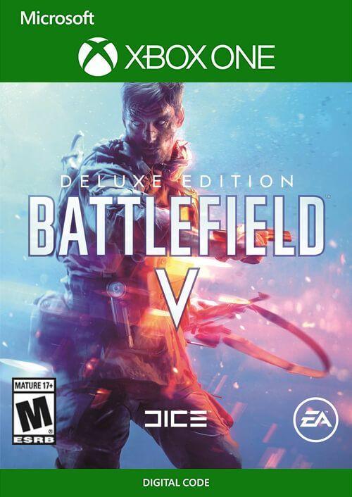 Battlefield V Deluxe Edition por solo 24,34€ (Xbox One)