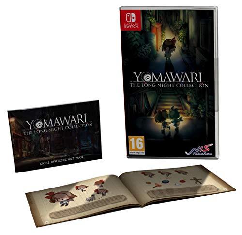 Yomawari: The Long Night Collection + Artbook (Nintendo Switch)