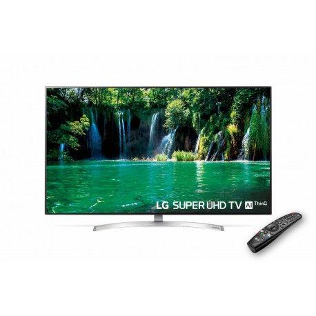 "TV LG 65"" SUPER UHD 4K Nano Cell modelo 65SK8100 en tienda Outlet"