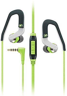Sennheiser OCX686G - Auriculares intraurales con clips ergonómicos - Galaxy