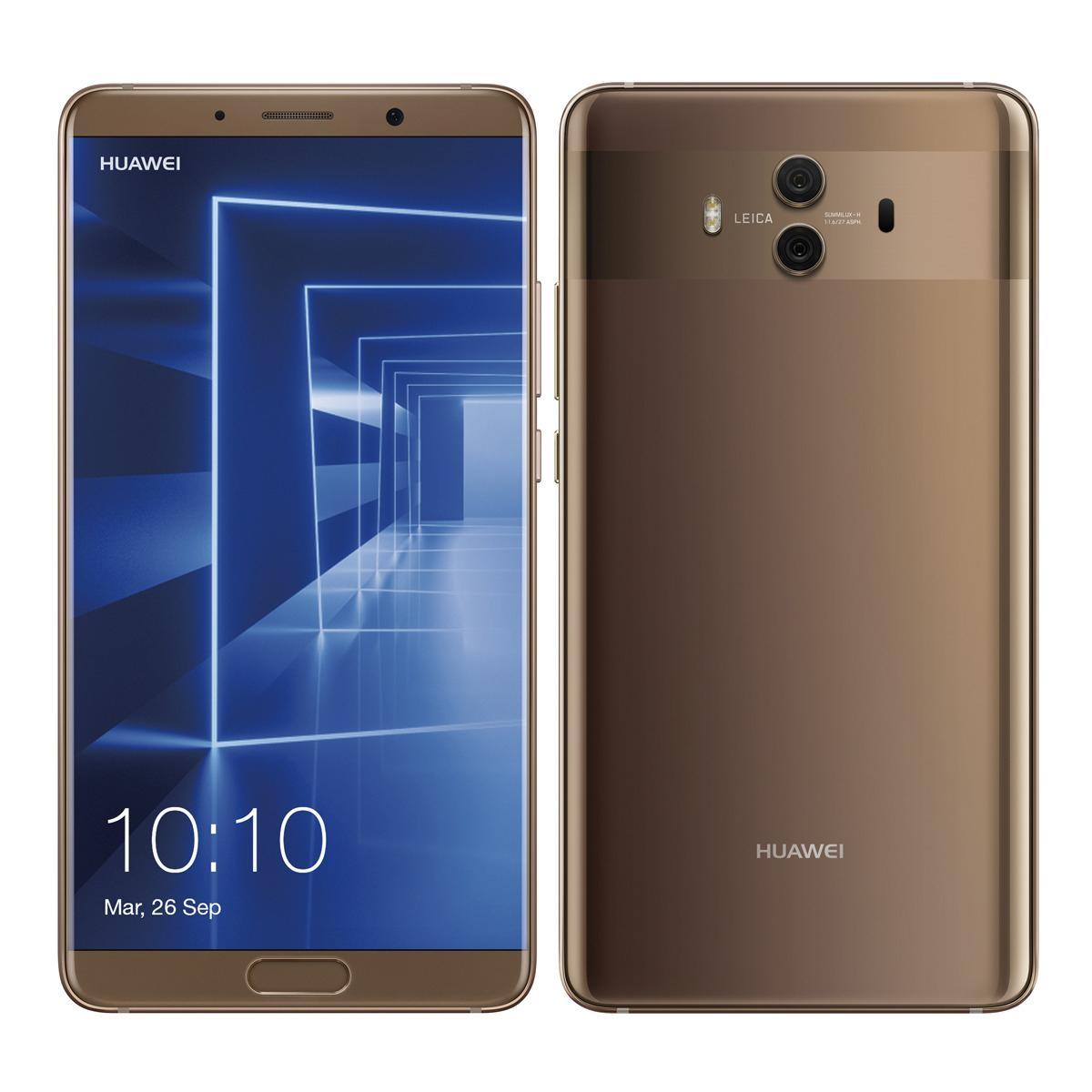 Huawei Mate 10 64GB Mocca Gold móvil libre