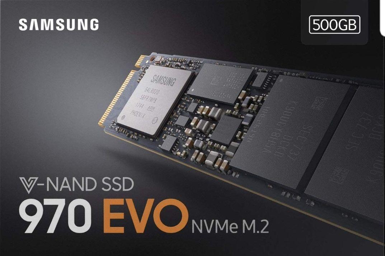 SSD 970 EVO 500GB
