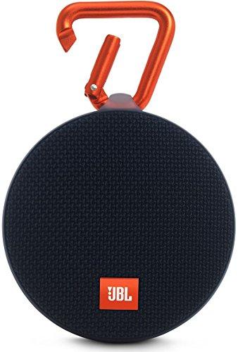 JBL Clip 2 [Altavoz Bluetooth Portátil Resistencia al Agua con Batería Recargable]