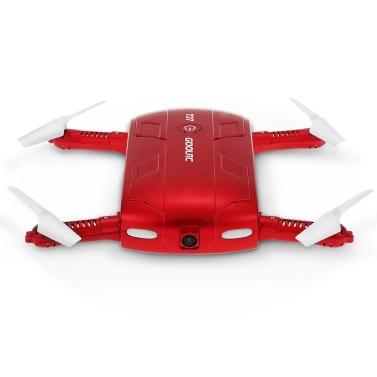 GoolRC T37 Plegable Mini Selfie RC Drone Quadcopter